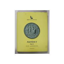 AUCTION 7 , PART I , ZURICH  . 24 OCTOBER , LEU NUMISMATIK , 2020