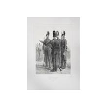 Auguste Raffet (1804-1860) - Arnaouts Gardes-Cotes