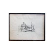 Auguste Raffet (1804-1860) - Biserica Trei Ierarhi, Iasi, 1837