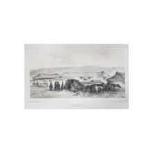 Auguste Raffet (1804-1860) - Post de cai