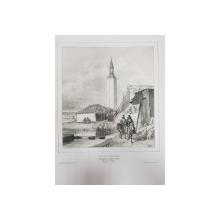 Auguste Raffet (1804-1860) - Tour de l'horloge, 11 Iulie 1837