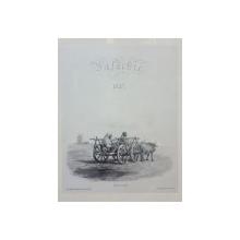Auguste Raffet (1804-1860) - Valahia 1837