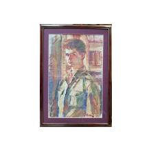 Aurel Vlad - Autoportret