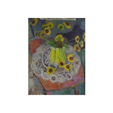 Aurel Vlad, Vas cu flori