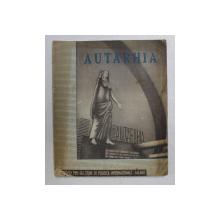 AUTARHIA , 1939