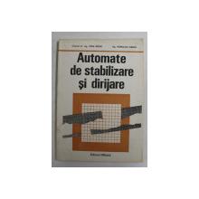 AUTOMATE DE STABILIZARE SI DIRIJARE de IOAN ARON si  ROMULUS LUNGU , 1991