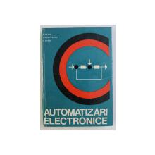 AUTOMATIZARI ELECTRONICE de S. CALIN ... P. DIMO , 1972