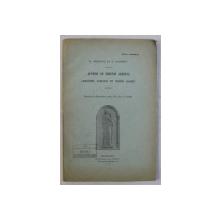 AUTOUR DE DIGENIS AKRITAS , CANTILENES GRECQUES ET ROMANS ARABES , EXTRAIT DE BYZANTION , TOME VII , FASC. I ( 1932 ) par H.  GREGOIRE et R. GOOSSENS