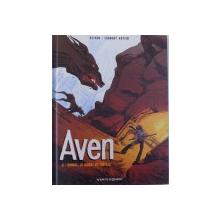 AVEN  VOL. III  - SOURCE , JE BOIRAI DE TON EAU , scenario & couleurs par STEFAN , crayonnes & encrange LAURENT ASTIER , 2007