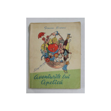 AVENTURILE LUI CEPELICA , EDITIA A II - A de GIANNI RODARI