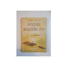AVENTURILE LUI HUCKLEBERRY FINN de MARK TWAIN , 1950