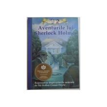 AVENTURILE LUI SHERLOCK HOLMES , 2014