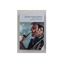 AVENTURILE LUI SHERLOCK HOLMES de ARTHUR CONAN DOYLE , 2020