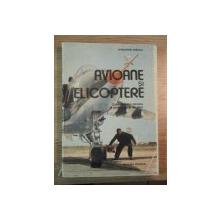 AVIOANE SI ELICOPTERE de GHEORGHE ZARIOIU , 1989