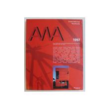 AWARD WINNING ARCHITECTURE - INTERNATIONAL YEARBOOK 1997 PREZINTA HALOURI DE APA*