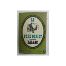 BALZAC - PERE GORIOT , 1961