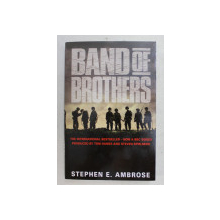 BAND OF BROTHERS by STEPHEN E. AMBROSE , 2001
