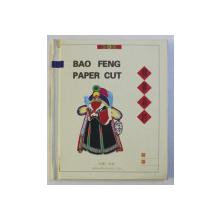 BAO FENG PAPER CUT by LI BAO FENG