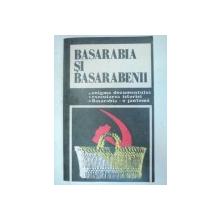 BASARABIA SI BASARABENII  1991