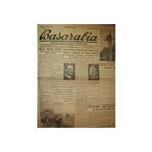 BASARABIA, ZIARUL NOUEI VIETI ROMANESTI, ANUL 1, NR 19, LUNI 11 AUGUST 1941