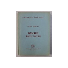 BASCHET - BAZELE TACTICII de LUCIAN VASILESCU , 1998