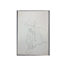 Batranul pantofar - Arnold Daghani (1909-1985)