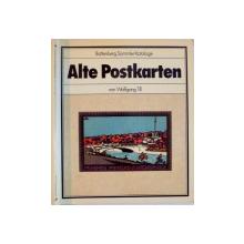 BATTENBERG SAMMLER-KATALOGUE, ALTE POSTKARTEN von WOLFANG TILL, 1983