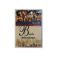 BAZELE DEFECTOLOGIEI de CRISTIAN B. BUICA , 2004