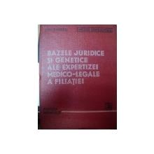BAZELE JURIDICE SI GENETICE ALE EXPERTIZEI MEDICO-LEGALE A FILIATIEI-ION ENESCU,MOISE TERBANCEA,BUC.1990