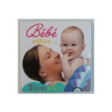 BEBE ARRIVE ... 2 LIVRES + 3 CD* , par REMI GUICHARD , 2011