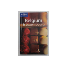 BELGIUM and LUXEMBOURG , LONELY PLANET GUIDE by LEANNE LOGAN and GEERT COLE , 2007