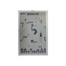 BERLIN MODERN ARCHITECTURE ,1988