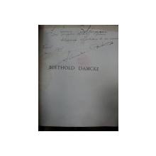 BERTHOLD DAMCKE  -PRINCE ALEXANDRE BIBESCO   -PARIS 1894