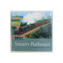 BEST OF BRITAIN ' S STEAM RAILWAYS by COLIN GARRATT , 2004