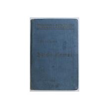 BETON ARMAT  - EXPUNERE ELEMENTARA A REGULILOR DE CONSTRUCTIUNE SI A PRINCIPIILOR DE CALCUL  de ION IONESCU , 1915