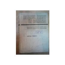 BETONUL ARMAT IN ROMANIA VOL II de CONSTANTIN AVRAM , 1987
