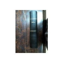 BIBLIA SAU SFANTA SCRIPTURA.. CU TRIMITERI  - BUC. 1926
