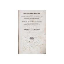 BIBLIOGRAFIA CRITICA DELLE ANTICHE RECIPROCHE CORRISPONDENZE, POLITICHE, ECCLESIASTICHE, SCIENTIFICHE, LETTERARIE, ARTISTICHE DELL'ITTALIA COLLA RUSSIA, COLLA POLONIA ED ALTRE PARTI SETTENTRIONALI par SEBASTIANO GIAMPI, 3 VOL. - FIRENZE, 1834
