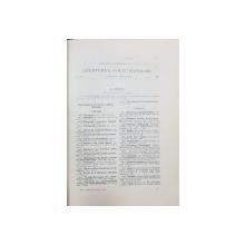BIBLIOTECA ACADEMIEI ROMANE, CRESTEREA COLECTIUNILOR , No. XIX, OCTOMBRIE-DECEMBRIE - 1911
