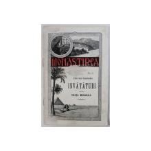 """BIBLIOTECA """" MONASTIREA """" NR. 2 - CELE MAI INSEMNATE INVATATURI PENTRU VIEATA MONAHALA , 1911"""