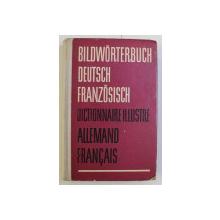 BILDWORTERBUCH - DEUTSCH UND FRANZOSISCH , 1966