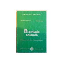 BIOCHIMIE ANIMALA , 2001