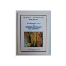 BIODIVERSITATEA IN MEDIILE SUBTERANE DIN ROMANIA de STEFAN NEGREA ...AUREL ARDELEAN , 2004