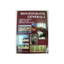 BIOGEOGRAFIE-CRISTINA MUICA,SORIN GEACU,MIHAELA SENCOVICI