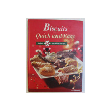 BISCUITS QUICK AND EASY , MAKES 34 BISCUITS IN ONE GO , 229