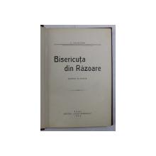 BISERICUTA DIN RAZOARE , NUVELE SI SCHITE de G. GALACTION , EDITIA INTAI , 1914