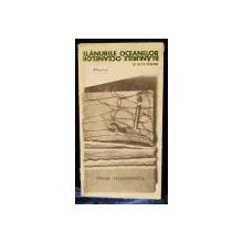 BLANURILE OCEANELOR SI ALTE POEME de VIRGIL TEODORESCU 1969, DEDICATIE*