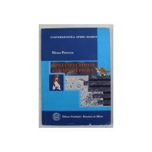 BOLI INFECTIOASE LA CAINI SI PISICI de ELENA POTECEA , 2006