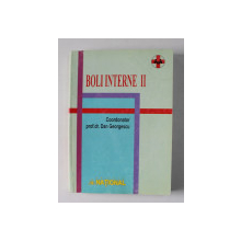 BOLI INTERNE , coordonator PROF. DR. DAN GEORGESCU , VOLUMUL II , 2005