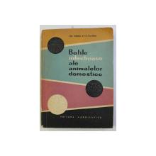 BOLILE INFECTIOASE ALE ANIMALELOR DOMESTICE de GH. DABIJA , O. LUCHIAN , 1964